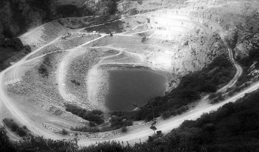 delabole slate quarry cornwall